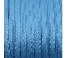 Wstążka 3 mm kolor: niebieski - 21