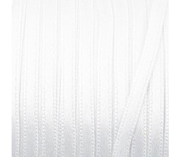 Wstążka 3 mm kolor: biały - 01
