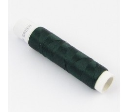 Floss silk, colour: very dark green