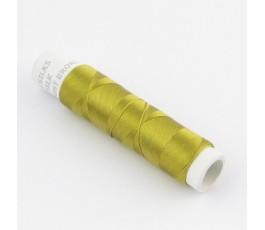 Włókno/nić jedwabna - light bronze gold