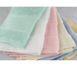 Ręcznik różowy 40x60 cm