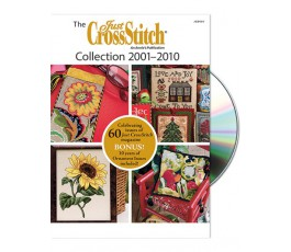 The Just Cross Stitch 2001-2010 Collection DVD