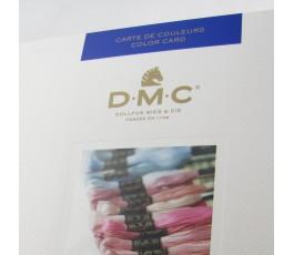 Karta kolorów mulin DMC
