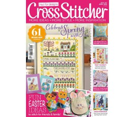 Cross Stitcher 328 (MAR 2018)