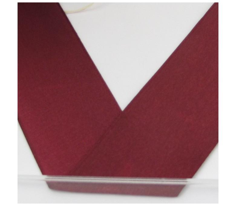Satin ribbon 38 mm/32 m col. 8060