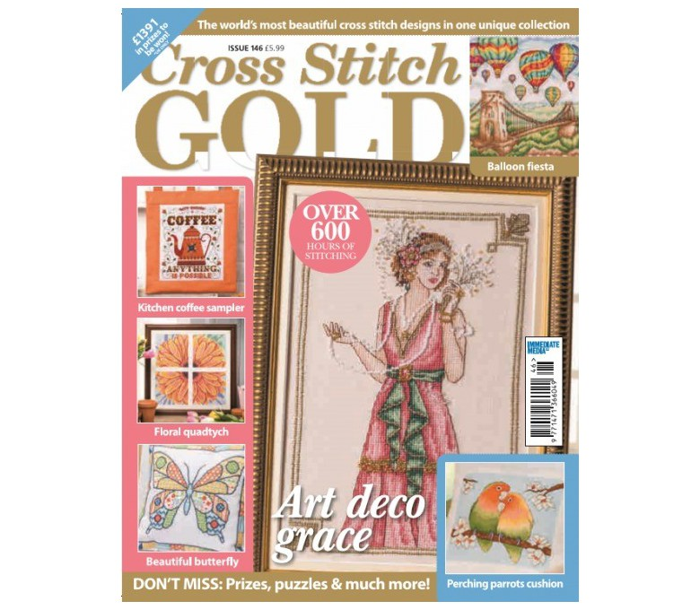 Cross Stitch Gold nr 145