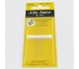 Tatting needle 0,76 mm John James