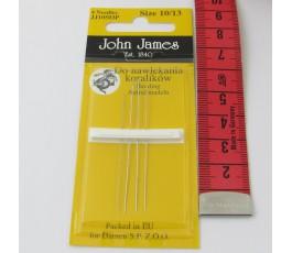 Tatting needle 0,76 mm John James