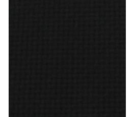 AIDA 14 ct (33 x 49 cm) kolor: czarny (DMC)
