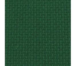 AIDA 14 ct (33 x 49 cm) kolor: zielony (DMC)