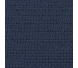 AIDA 14 ct (33 x 49 cm) kolor: granatowy (DMC)