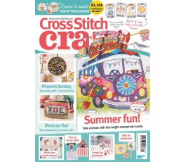Cross Stitch Crazy 241 (MAY 2018)