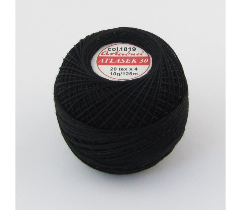 """Atlasek"" colour 1819 (black)"
