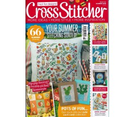 Cross Stitcher 331 (JUN 2018)