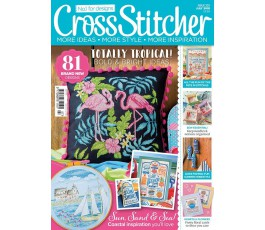Cross Stitcher 332 (SUMMER 2018)