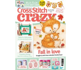 Cross Stitch Crazy 245 (SEP 2018)