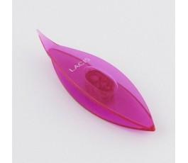 Czółenko Lacis 7,5 cm różowe