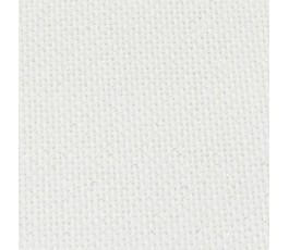 LUGANA 25 ct (35 x 35 cm) kolor 11 - biały opalizujący