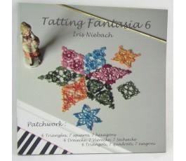 Tatting Fantasia 6 - Iris Niebach