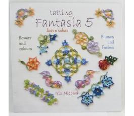 Tatting Fantasia 5 - Iris Niebach
