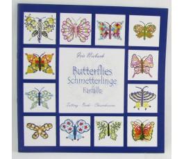 Butterflies - Iris Niebach