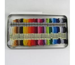 DMC Etoile zestaw 35 kolorów