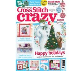 Cross Stitch Crazy 248 (CHRISTMAS 2018)