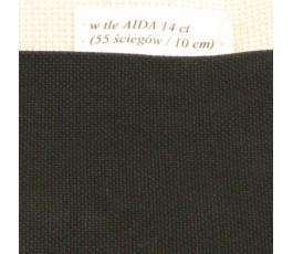 LINDA 27 ct (42 x 54 cm) kolor 264 - ecru