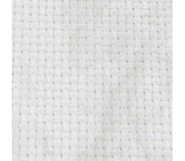 VINTAGE AIDA 18 ct (42 x 54 cm) kolor: 1079 - szary