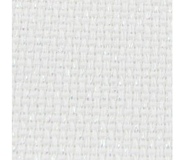 AIDA 18 ct (35 x 42 cm) colour: 11 - opalescent white