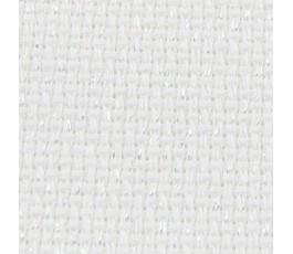AIDA 18 ct (35 x 42 cm) kolor: 11 - biały opalizujący
