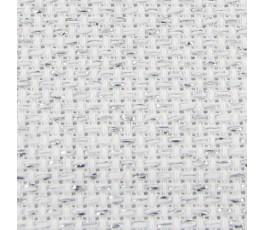 AIDA 18 ct (42 x 54 cm) kolor: 17 - biały ze srebrem