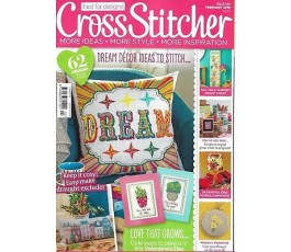Cross Stitcher 340 (FEB 2019)