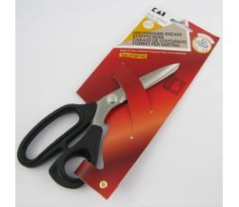 Nożyczki do śliskich materiałów KAI 21 cm (N5210 SE)