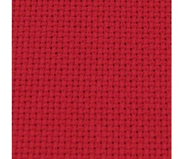 AIDA 20 ct (42 x 54 cm) colour: 9003 - red