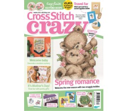 Cross Stitch Crazy 250 (JAN 2019)