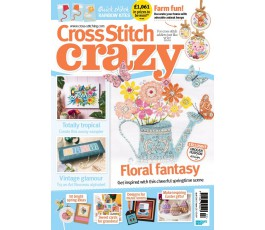 Cross Stitch Crazy 252 (MAR 2019)