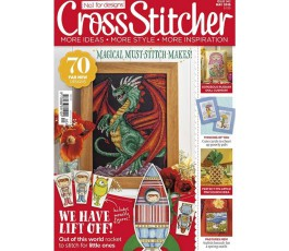 Cross Stitcher 341 (MAR 2019)