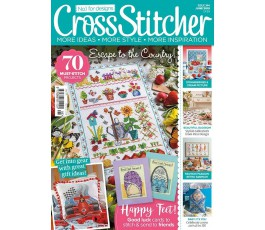 Cross Stitcher 343 (MAY 2019)