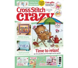 Cross Stitch Crazy 254 (MAY 2019)