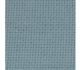 AIDA 18 ct (35 x 42 cm) colour: 5020 - gray-blue