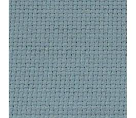 AIDA 18 ct (35 x 42 cm) kolor: 5020 - szaroniebieski