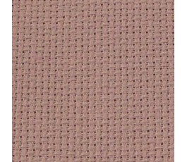AIDA 18 ct (35 x 42 cm) kolor: 4053 -  stary róż