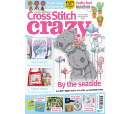 Cross Stitch Crazy 256 (JULY 2019)