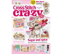 Cross Stitch Crazy 257 (AUG 2019)