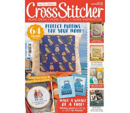 Cross Stitcher 347 (AUG 2019)