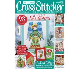 Cross Stitcher 349 (OCT 2019)
