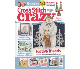 Cross Stitch Crazy 262 (DEC...