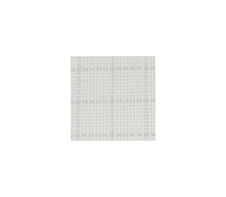 AIDA EASY COUNT 18 ct (42 x 54cm) colour: 1219 - white