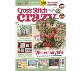 Cross Stitch Crazy 263 (JAN...